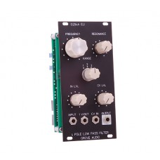 4 Pole Low Pass Filter for EU