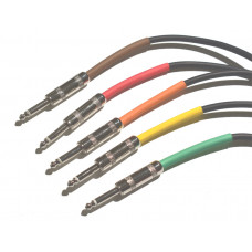 1/4 inch Patch Cord - 1 Foot